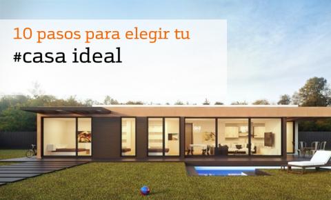 Claves a la hora de elegir tu casa ideal